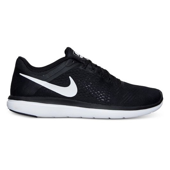 59aebff6869e3 Nike Flex 2016 Black Running Shoes Size Women s 8.  M 5b2c133fd6dc52777f47b217